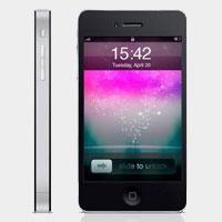 iPhone4机型图