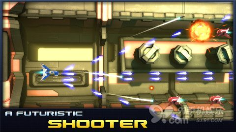 【未来射击】飞行射击游戏