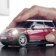 车迷好基友 Clickcarproducts无线汽车鼠标