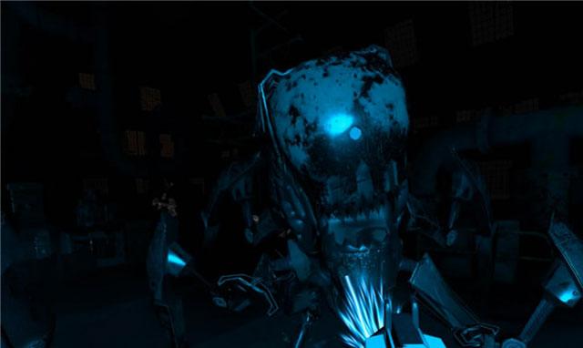 蓝光效应 VR