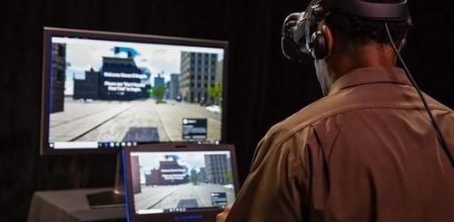 构,用 VR 头盔来培训实习司机