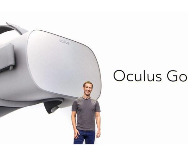 Oculus Go头显