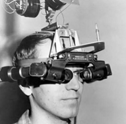 早期VR设备