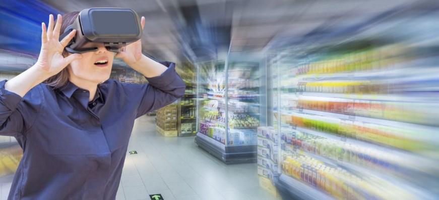 人工智能购物