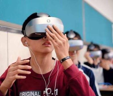 VR+教育