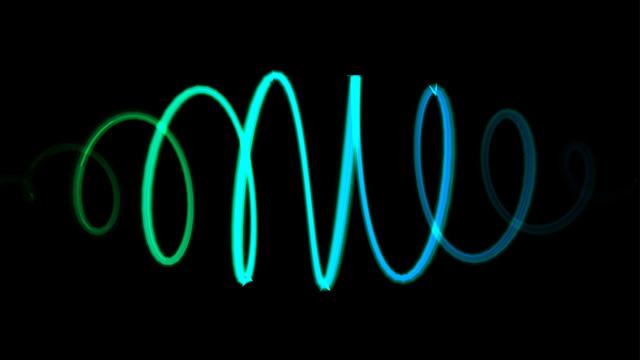 Line Waves