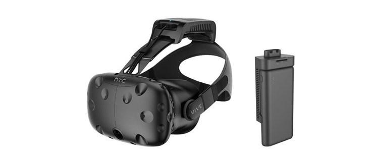 无线VR设备