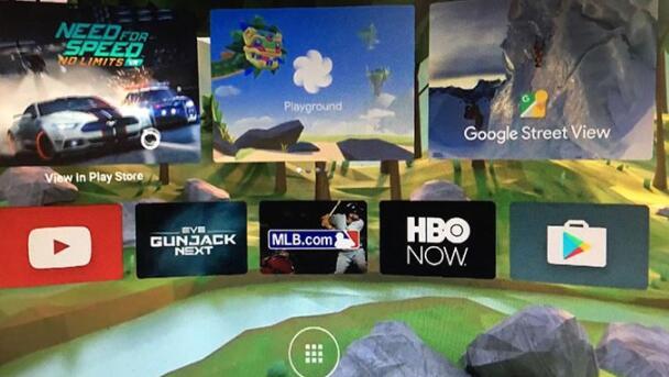 谷歌发布的新一代daydream虚拟现实平台,不仅开发新的硬件,还设计了