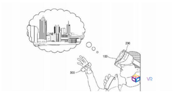 VR控制手柄