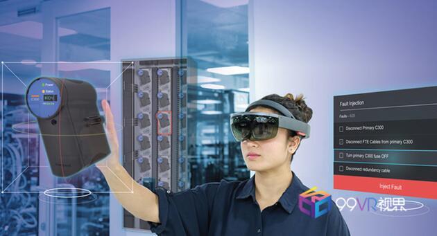 AR-VR员工技能培训