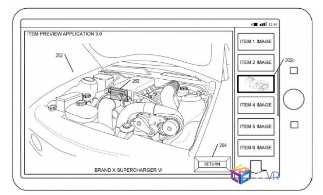 亚马逊可能将AR技术用于汽车零件在线自动化销售