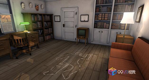 恐怖游戏《Dead Secret》本月登陆PS VR