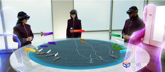 日本将HoloLens用于航运