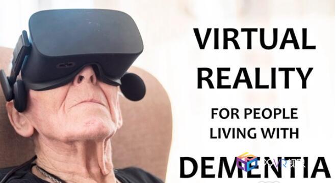 美国大学教授开发的VR平台能帮助治疗痴呆症患者