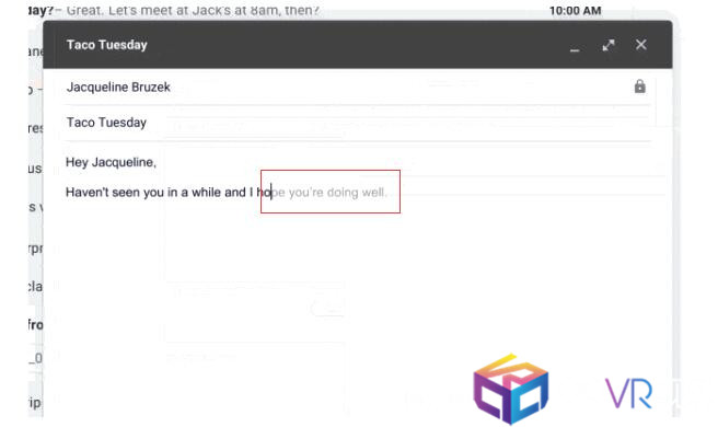 AI智能回复邮件