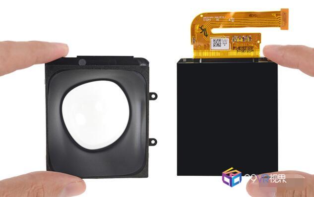日本显示器公司JDI为VR研发1001 PPI LCD显示屏