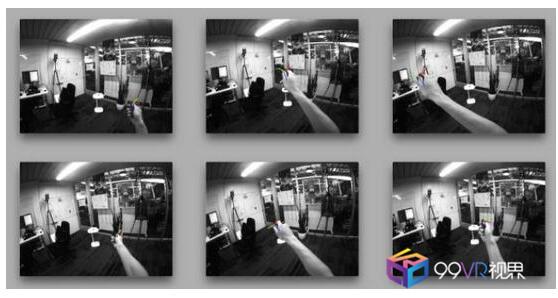 谷歌或推无需VR控制手柄的新型头显