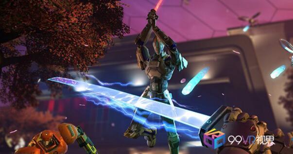 网易宣布代理VR游戏《Raw Data》