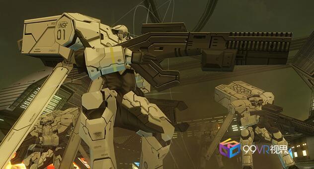 科乐美推出VR版《终极地带/ZOE》游戏