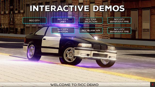 Realistic Car Controller