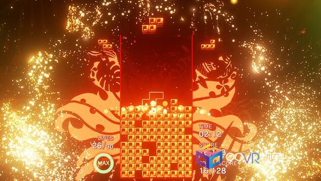 索尼宣布俄罗斯方块《Tetris Effect》秋季登陆PS VR