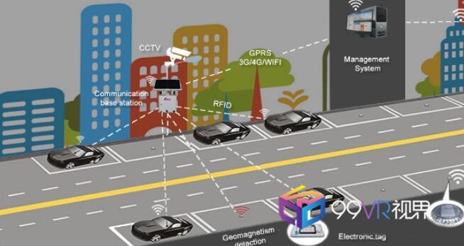 AR智能停车