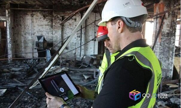 RiVR为消防培训开发VR解决方案