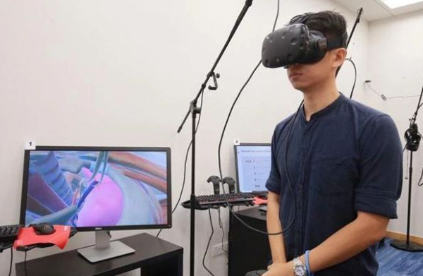 虚拟互动人体解剖学