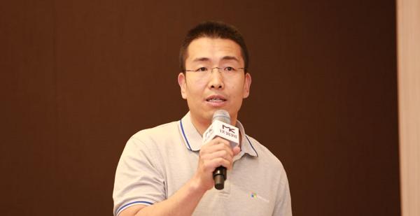 微软(中国)首席架构师郭亚涛