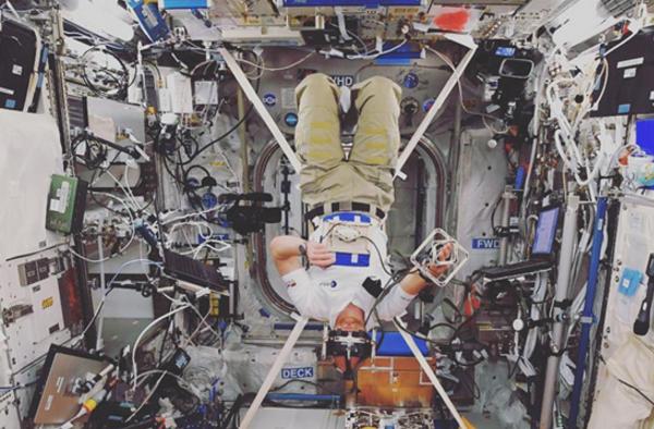 欧洲太空总署用手眼协调病理学,欲解决晕动症、平衡等问题