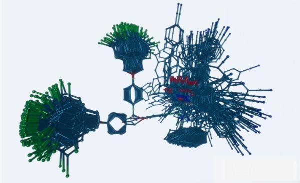 布里斯托大学:VR研究分子材料找寻新药物