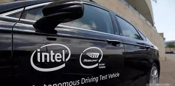 百度联合Intel:合力开创自动驾驶、人工智能
