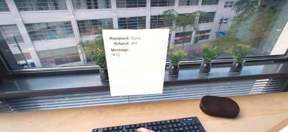 AR眼镜或将替代电脑屏幕,便捷办公新形式