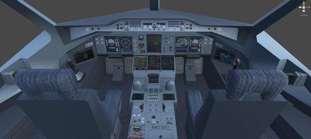 Jet Airliner 380