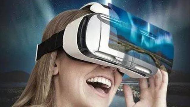 VR头戴显示仪
