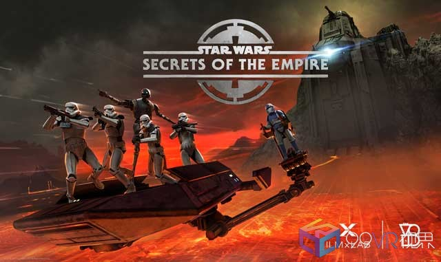 星球大战:帝国的秘密
