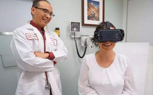 虚拟现实助力现代医疗行业