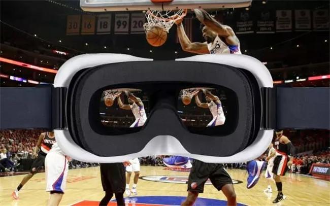 VR+体育