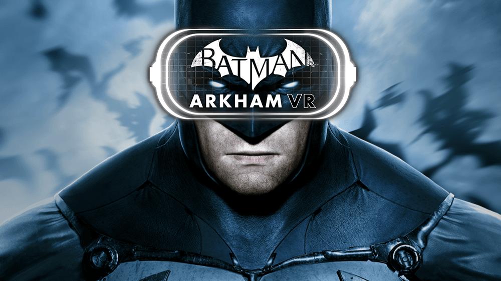 VR游戏蝙蝠侠PSVR视频真人测评:带你过把英雄的瘾