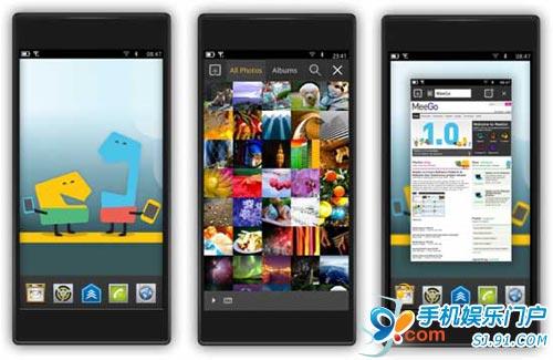 诺基亚N900将部署MeeGo系统