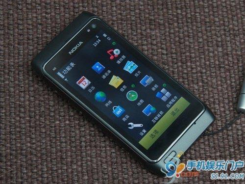 诺基亚称明年Symbian将有1GHz处理器