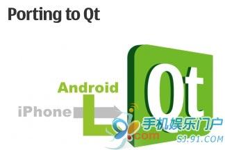 诺基亚表示Qt开发平台将不支持WP7