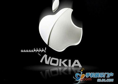 诺基亚二季度将从苹果获得6.08亿美元版权费