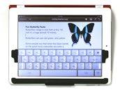 专为iPad打造的透明键盘TouchFire